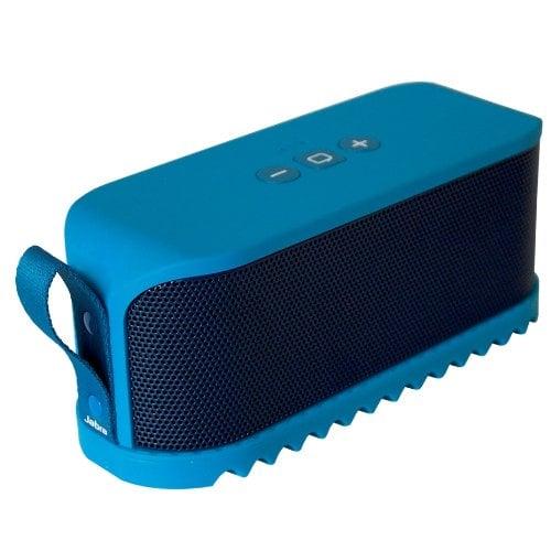 [tag] Jabra Solemate Bluetooth Højtaler-Blå hoektalere