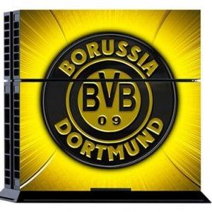 [tag] Borussia Dortmund Skin til Playstation 4 Gaming