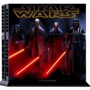 [tag] Star Wars skin til Playstation 4 med Darth Vader Gaming