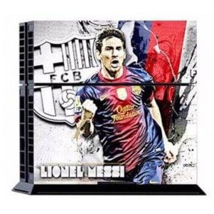 [tag] Lionel Messi Skin til PS4 Gaming