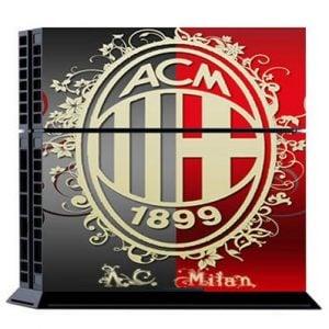 [tag] AC Milan Skin til Playstation 4 Gaming
