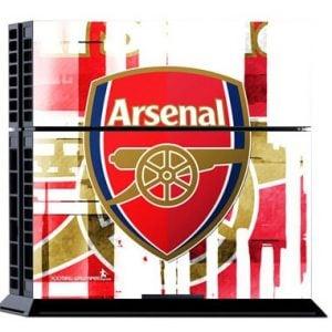[tag] Arsenal: Stribet Skin til Playstation 4 Gaming