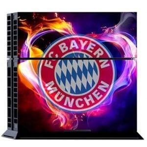 [tag] Bayern Munchen Skin til Playstation 4 Gaming