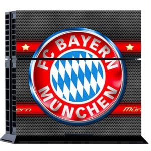[tag] Bayern Munchen: Grå Skin til Playstation 4 Gaming
