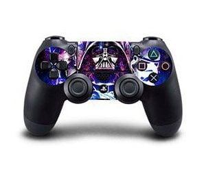 [tag] Blå Star Wars Battlefront Skin til PS4 controller Gaming