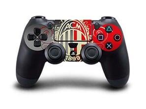 [tag] AC Milan Skin til Playstation 4 controller Gaming