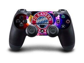 [tag] Bayern Munchen Skin til Playstation 4 controller Gaming