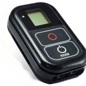 [tag] Wifi Remote til Gopro 3 / 3+ / 4 / HERO+ / LCD / 4 SESSION – Trådløs fjernbetjening Mounts & tilbehør til GoPro