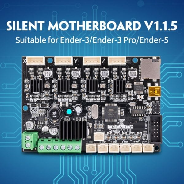 [tag] Creality 3D Silent 1.1.5 Mainboard for Ender 3 Pro Ender 3 Pro