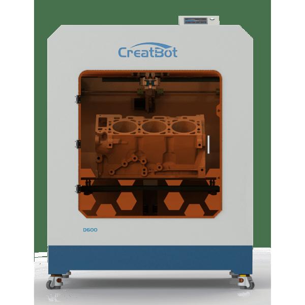 [tag] CreatBot D600 CreatBot