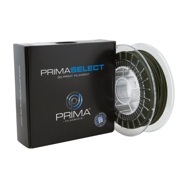 [tag] PrimaSelect CARBON – 1.75mm – 500 g – Army Green 3D Filament