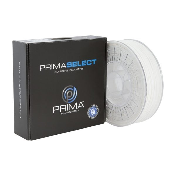 [tag] PrimaSelect HIPS – 2.85mm – 750 g – White 3D Filament