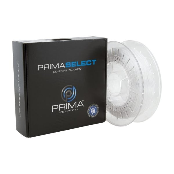 [tag] PrimaSelect PC (Poly Carbonate) – 1.75mm – 500 g – Clear 3D Filament