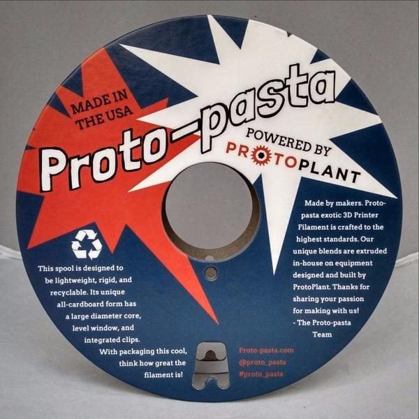 [tag] Proto-pasta High Temperature PC-ABS 2,85mm 500g Black ProtoPasta Filament
