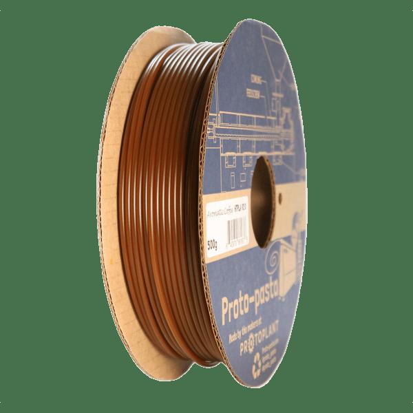 [tag] Proto-pasta High Performance HTPLA V2 – Aromatic Coffee 1,75mm 500g ProtoPasta Filament