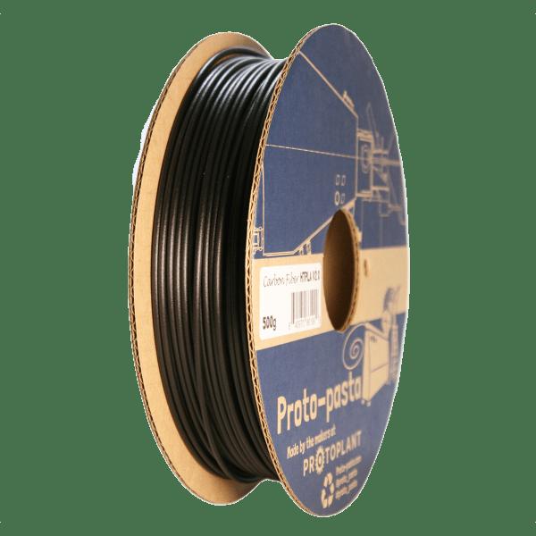 [tag] Proto-pasta High Performance HTPLA V2 Carbon Fiber 1,75mm 500g ProtoPasta Filament