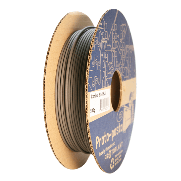 [tag] Proto-pasta Stainless Steel PLA 1.75mm 500g ProtoPasta Filament