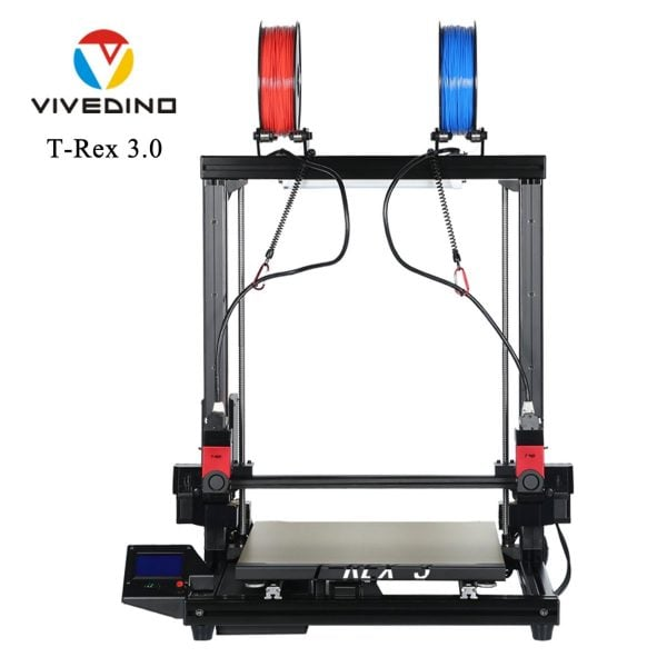 [tag] Vivedino Formbot T-Rex 3.0 – Dual Extruder Idex – 400x400x500mm Formbot