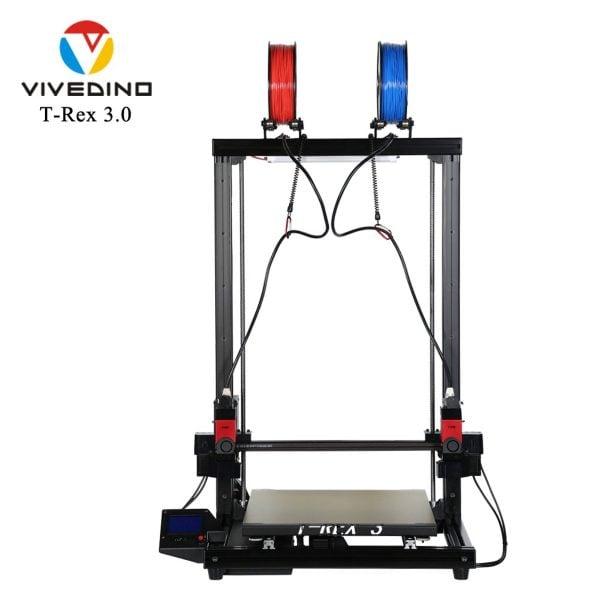 [tag] Vivedino Formbot T-Rex 3.0 – Dual Extruder Idex – 400x400x700mm Formbot