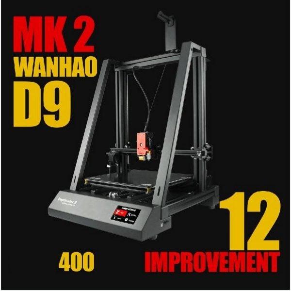 [tag] Wanhao Duplicator D9-400 MK2 Wanhao