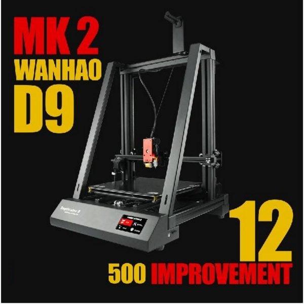 [tag] Wanhao Duplicator D9-500 MK2 Wanhao