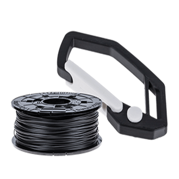 [tag] XYZprinting Da Vinci Junior / Mini PLA Tough – 600g – Black XYZprinting Da Vinci Jr. Filament