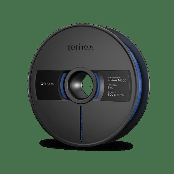[tag] Zortrax Z-PLA Pro – 1,75mm – 800g – Blue Zortrax Filament