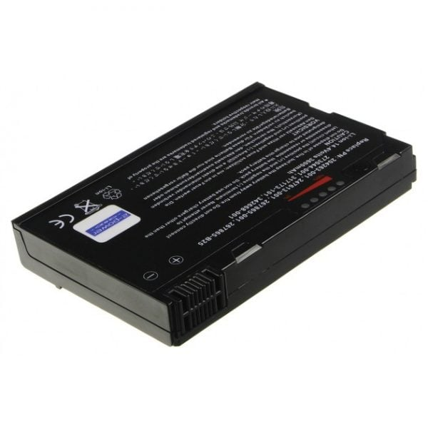 [tag] 267865-001 batteri til Compaq Armada 7400 Series (Kompatibelt) 3200mAh Batterier Bærbar