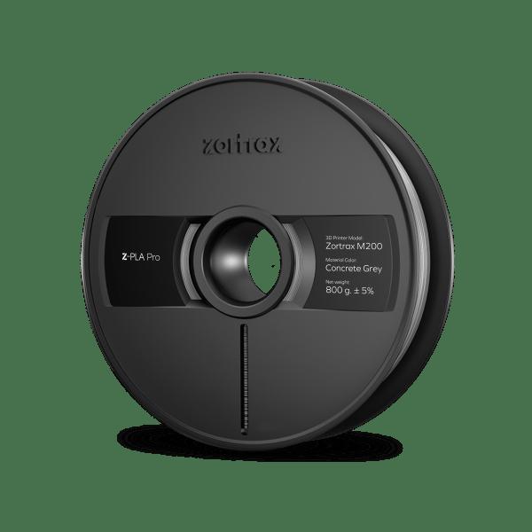 [tag] Zortrax Z-PLA Pro – 1,75mm – 800g – Concrete Grey Zortrax Filament