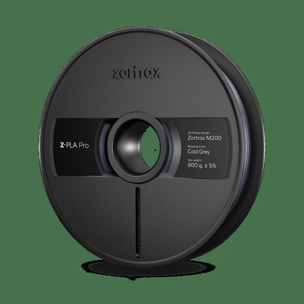 [tag] Zortrax Z-PLA Pro – 1,75mm – 800g – Cool Grey Zortrax Filament