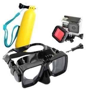 [tag] Dykkerpakke til GoPro Mounts & tilbehør til GoPro
