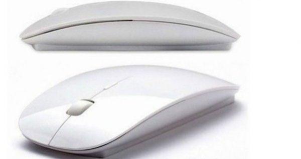 [tag] Trådløs mus Hvid Gamer mus