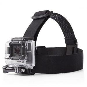 [tag] Head Strap Mount til GoPro 4 / 3 / 2 Mounts & tilbehør til GoPro