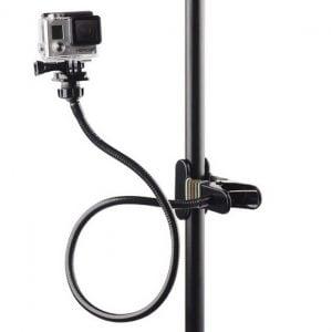 [tag] Gooseneck Extension Clamp Mounts & tilbehør til GoPro