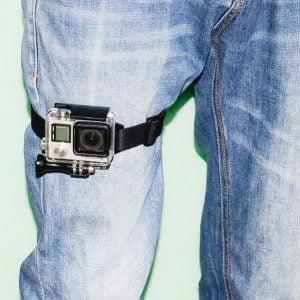 [tag] Ben – Lår Strap mount til GoPro 4/ 3/ 2 Mounts & tilbehør til GoPro