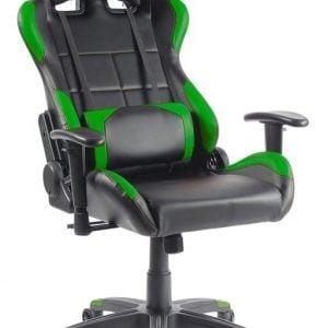 [tag] High Performance Gamingchair NQ-100 NorthQ-Grøn Computer