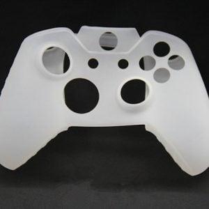 [tag] Silikone Sleeve til Xbox ONE Controller i Hvid Gaming