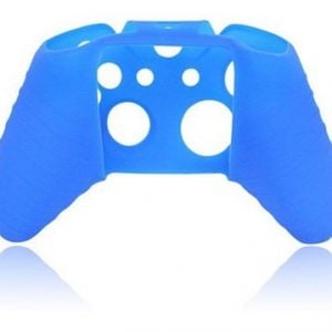 [tag] Silikone Sleeve til Xbox ONE Controller i Blå Gaming