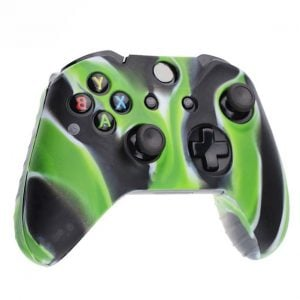 [tag] Silikone Sleeve til Xbox ONE Controller i Camouflage Gaming
