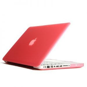 [tag] Cover til Macbook Pro Retina 13″ i mat Pink Cover til Mac