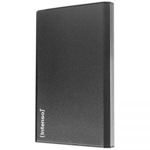 [tag] Intenso Memory Home harddisk 500GB-Sort Eksterne harddiske