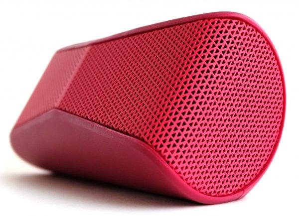 [tag] Logitech X300 Bluetooth Højtaler-Rød hoektalere
