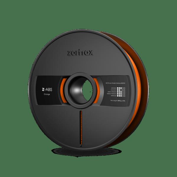[tag] Zortrax Z-ABS – 1,75mm – 800g – Orange Zortrax Filament