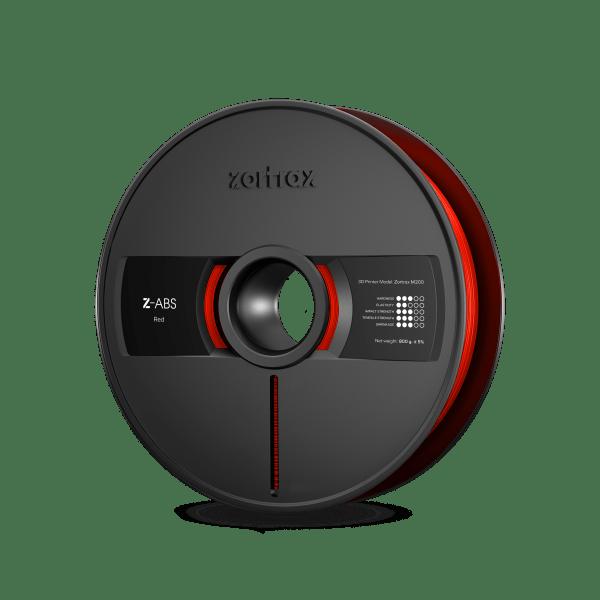 [tag] Zortrax Z-ABS – 1,75mm – 800g – Red Zortrax Filament