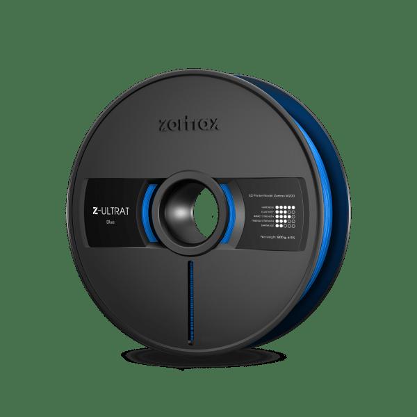 [tag] Zortrax Z-ULTRAT – 1.75mm – 800g – Blue Zortrax Filament