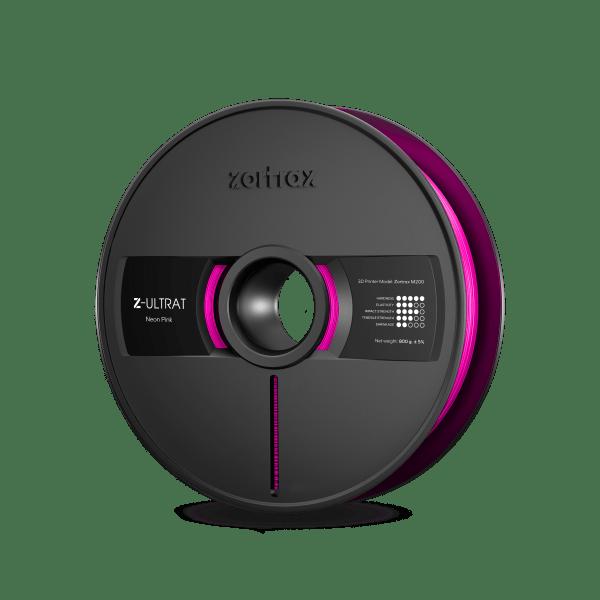 [tag] Zortrax Z-ULTRAT – 1.75mm – 800g – Neon Pink Zortrax Filament