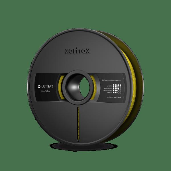 [tag] Zortrax Z-ULTRAT – 1.75mm – 800g – Neon Yellow Zortrax Filament