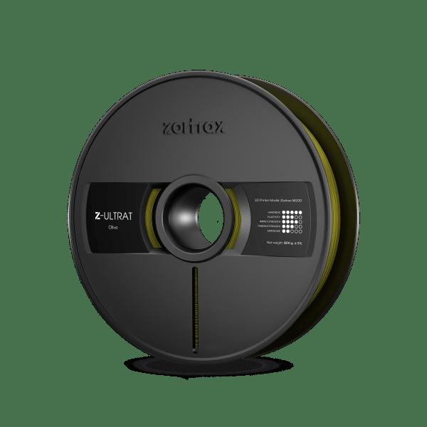 [tag] Zortrax Z-ULTRAT – 1.75mm – 800g – Olive Zortrax Filament