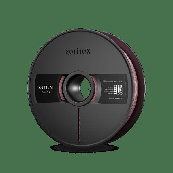 [tag] Zortrax Z-ULTRAT – 1.75mm – 800g – Pastel Pink Zortrax Filament