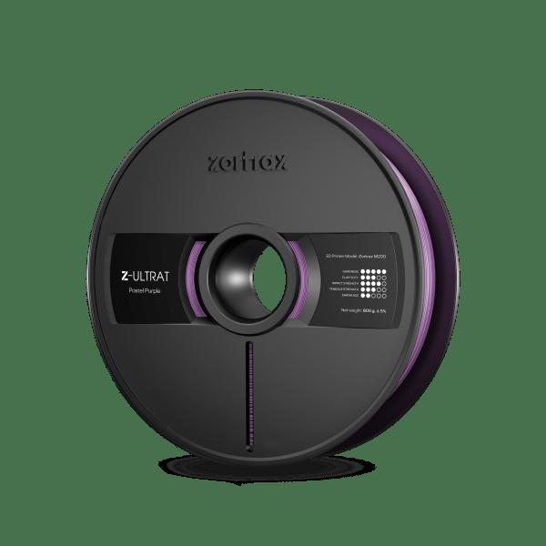 [tag] Zortrax Z-ULTRAT – 1.75mm – 800g – Pastel Purple Zortrax Filament